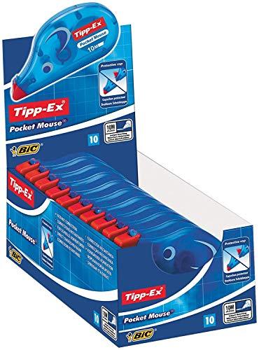 Tipp-ExCinta Correctora – Caja de 10 unidades