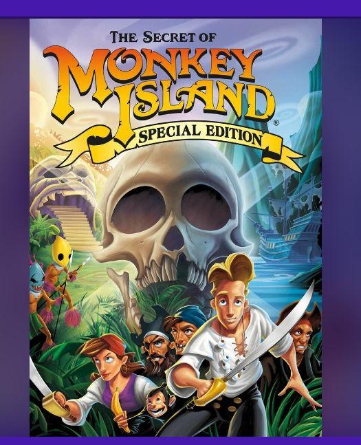 The Secret of Monkey Island (Special Edition) Steam Key GLOBAL