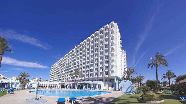 Escapada a la Costa Blanca en verano estancia a pensión completa en hotel con vistas al mar desde 48 euros persona/noche