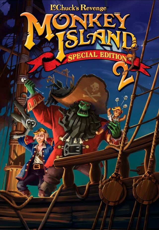 Monkey Island™ 2 Special Edition: LeChuck's Reveng para Steam