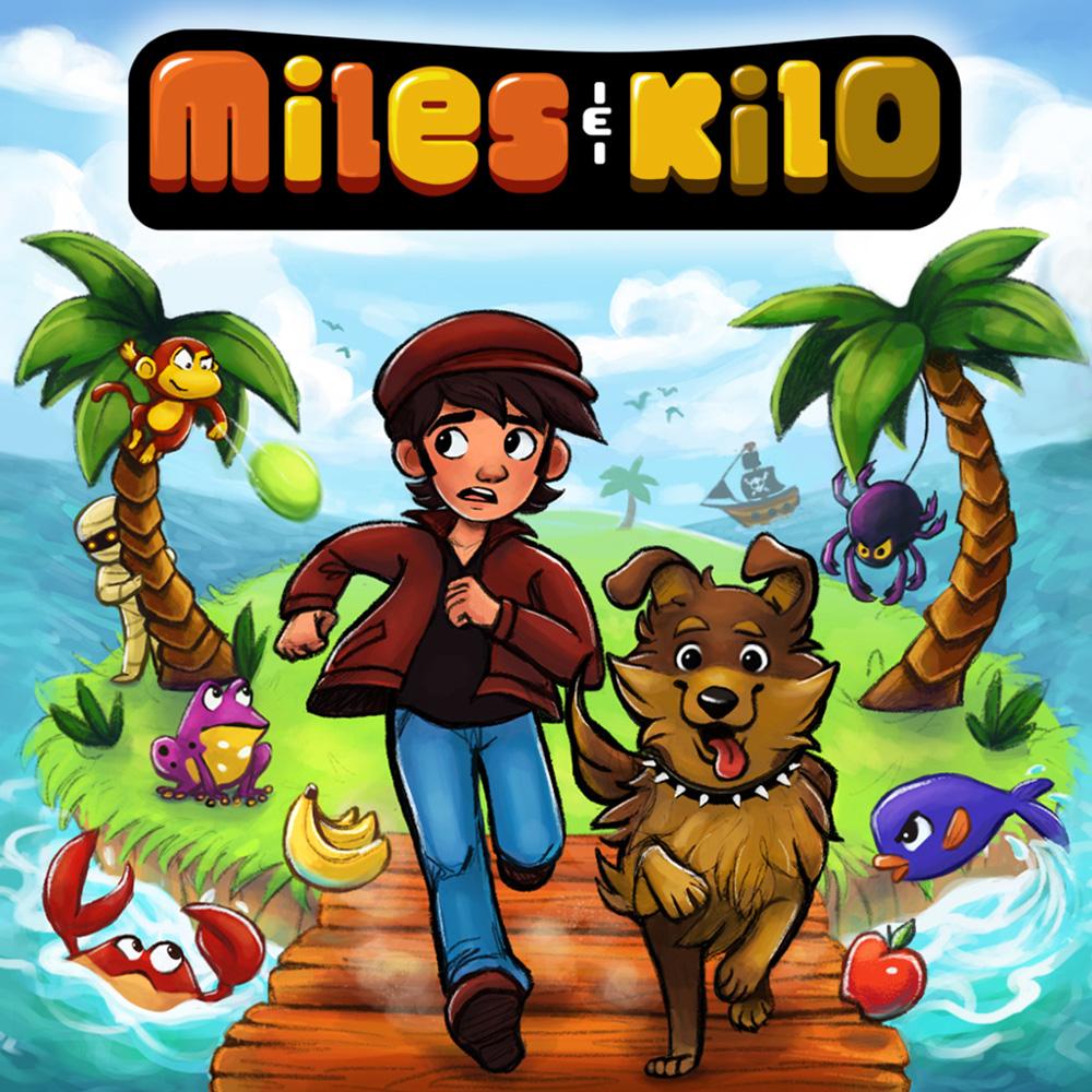 Miles & Kilo para Switch