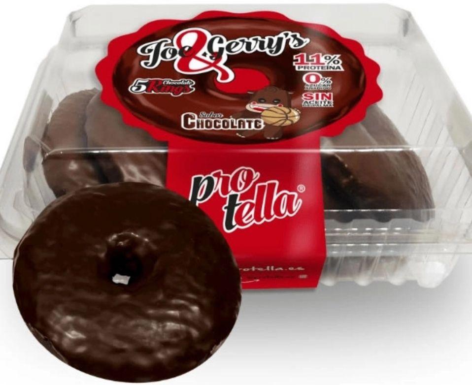 Donuts proteicos Protella