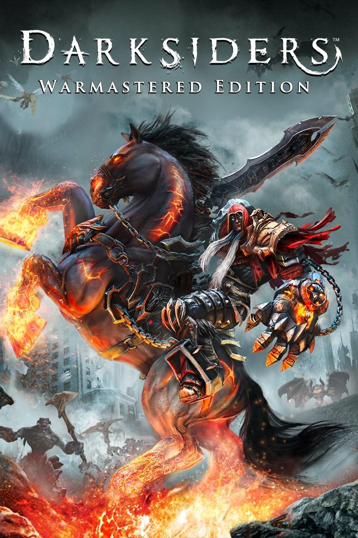 Darksiders Warmastered Edition para Steam