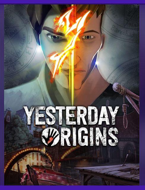 Yesterday Origins Steam Key GLOBAL