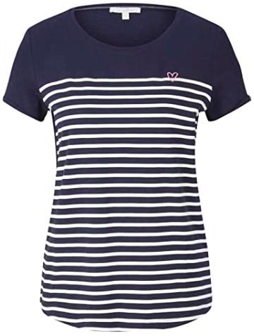 """Camiseta Tom Tailor Mujer T - L y M Precio """"Demoníaco"""" xD"""