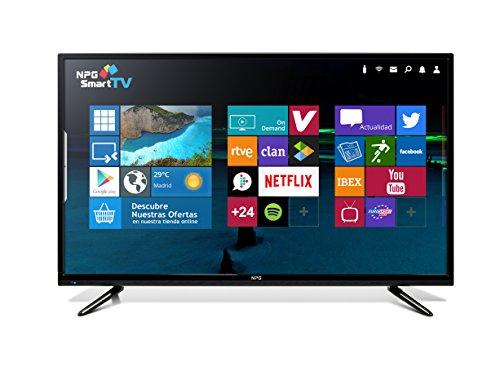 Tv 4K NPG TVS518L43U smartTV