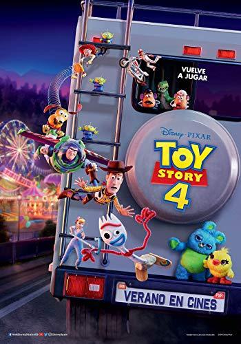 """DVD'S a 7€ """"cada uno"""" (Toy Story 4/Aladdín 2019/El Regreso de Mary Popins)"""