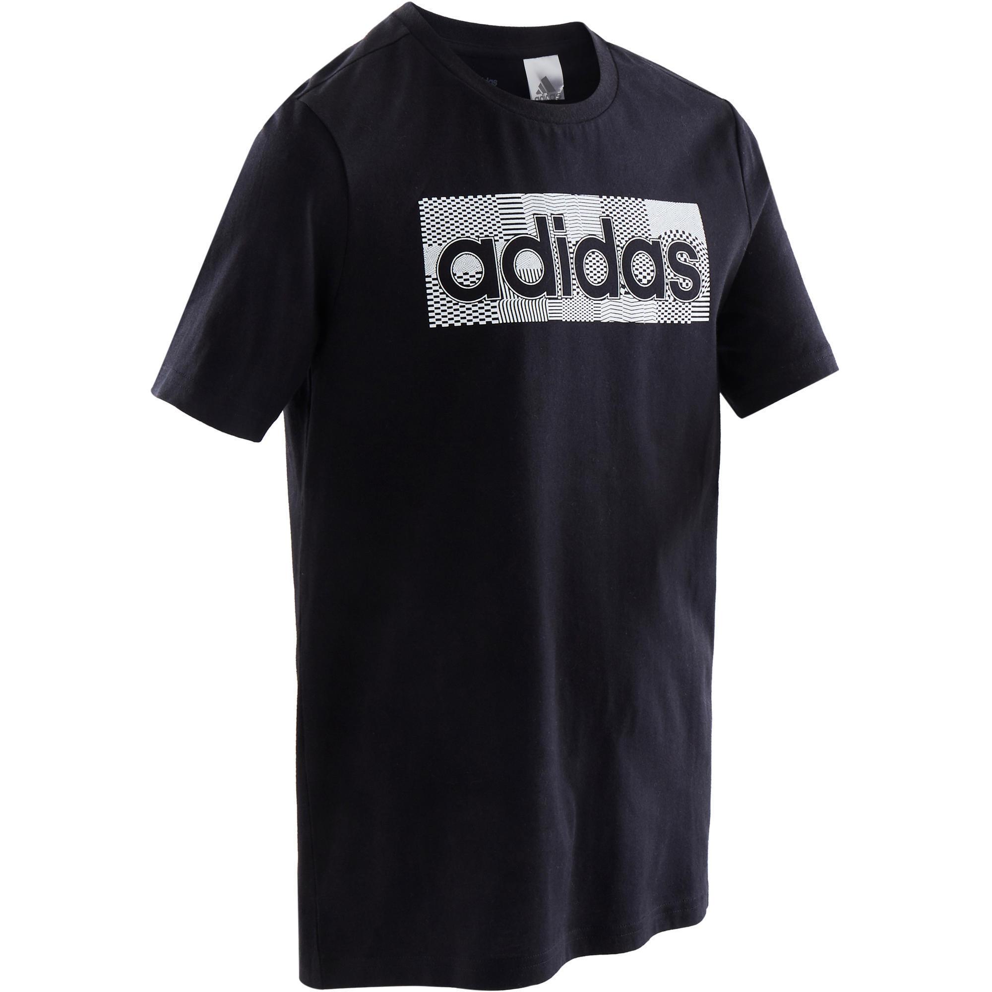 Camiseta Adidas infantil, entrega en tienda gratis