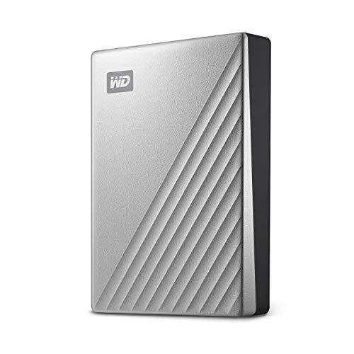 WD My Passport Ultra Disco Duro Externo Mac de 5 TB