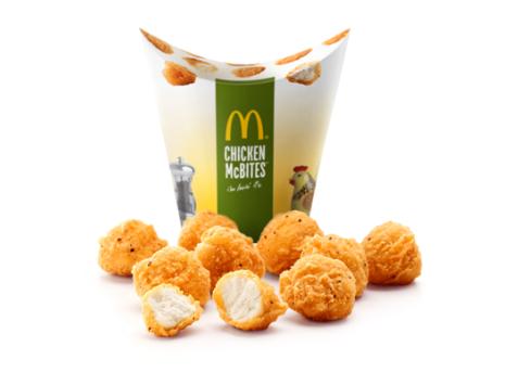 20 chicken mcbites a 1,5€!!!