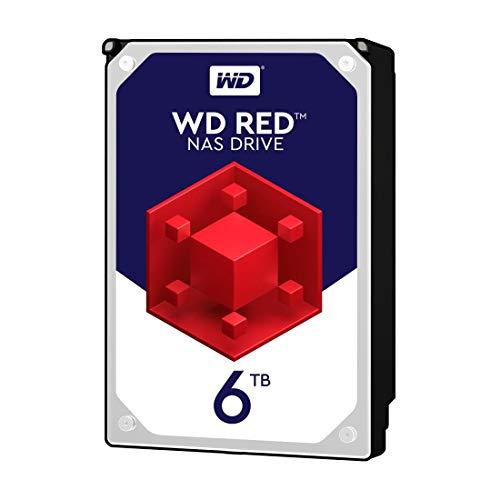 Disco duro para NAS 6 TB - WD Red