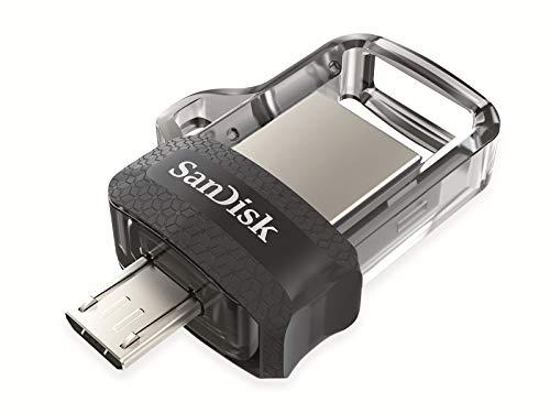 SanDisk Ultra Dual 128 GB micro-USB y USB 3.0
