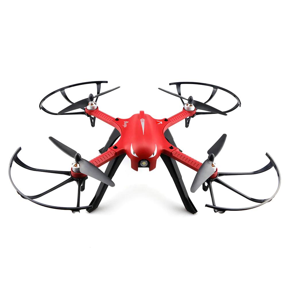 Dron MJX Bugs 3 | motores brushless - soporte GoPro