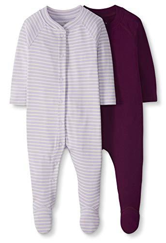 Moon and Back de Hanna Andersson - Pack de 2 pijamas