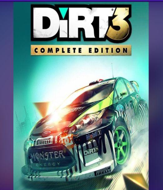 Dirt 3 (Edición Completa) Steam Key GLOBAL