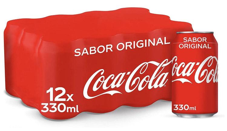 [Pantry] CocaCola Original pack 330mlx12