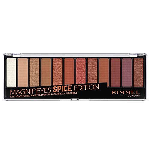 Rimmel London Magnifeyes Palette Spice Edition