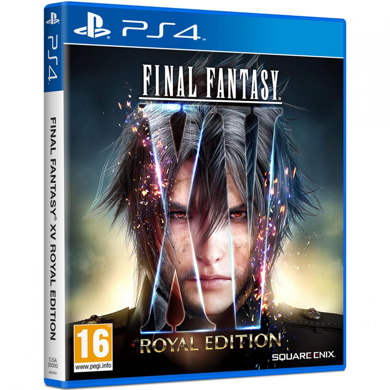 Final Fantasy XV Royale Edition por 14,90€ (PS4)