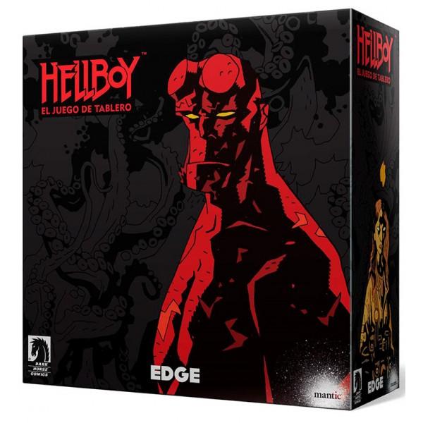 Hellboy: El juego de mesa