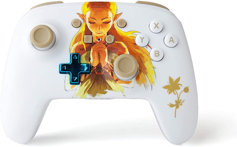 Mando Zelda Nintendo Switch solo 39.5€
