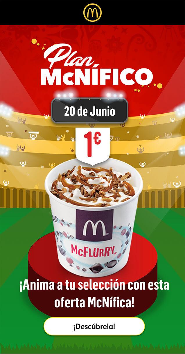 McFlurry 1€ [McDonal's]
