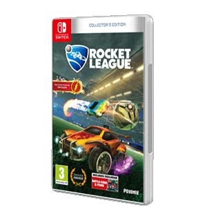 Rocket league edición coleccionista para Nintendo switch
