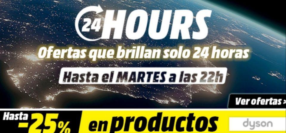 Dyson & Google hours en mediamarkt desde las 22:00