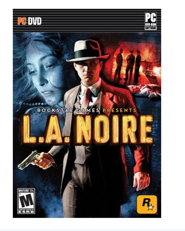 L.A. Noire Complete Edition PC también en cdkeys