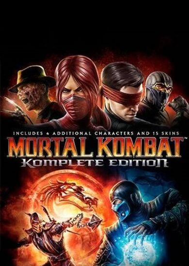 Mortal Kombat (Komplete Edition) Steam