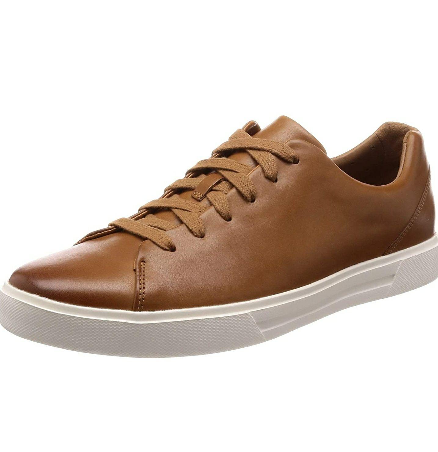 Zapatos Clarks Un Costa Lace, color marrón, talla 44