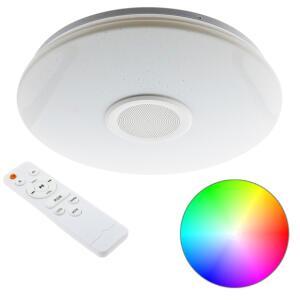 Plafón LED RGB con altavoz