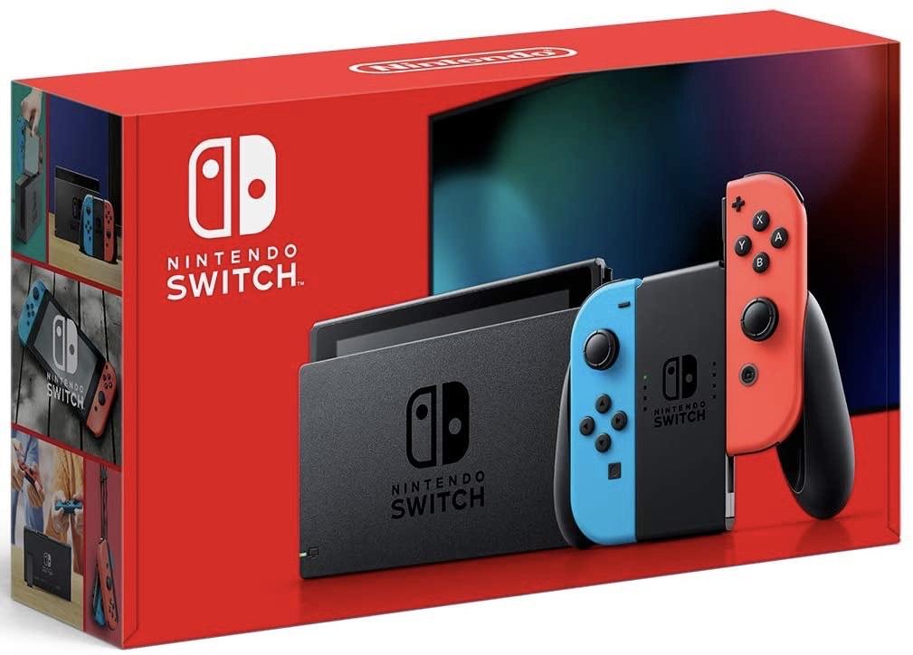 Nintendo Switch + Cupón de 80€ (tienda física Canarias)