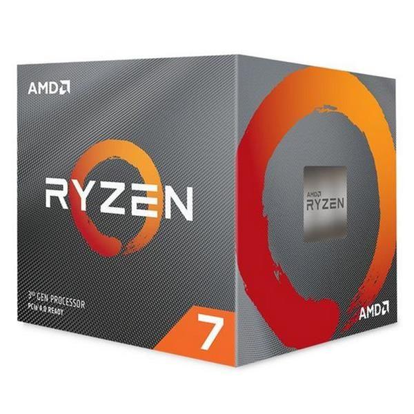 AMD Ryzen 7 3700X, Procesador con Disipador de Calor Wraith Prism