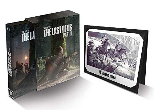 Libro de arte The Last Of Us 2 Edición Deluxe
