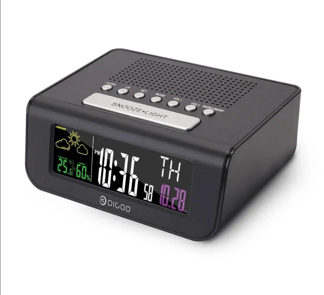 Reloj Despertador Digoo DG-FR100