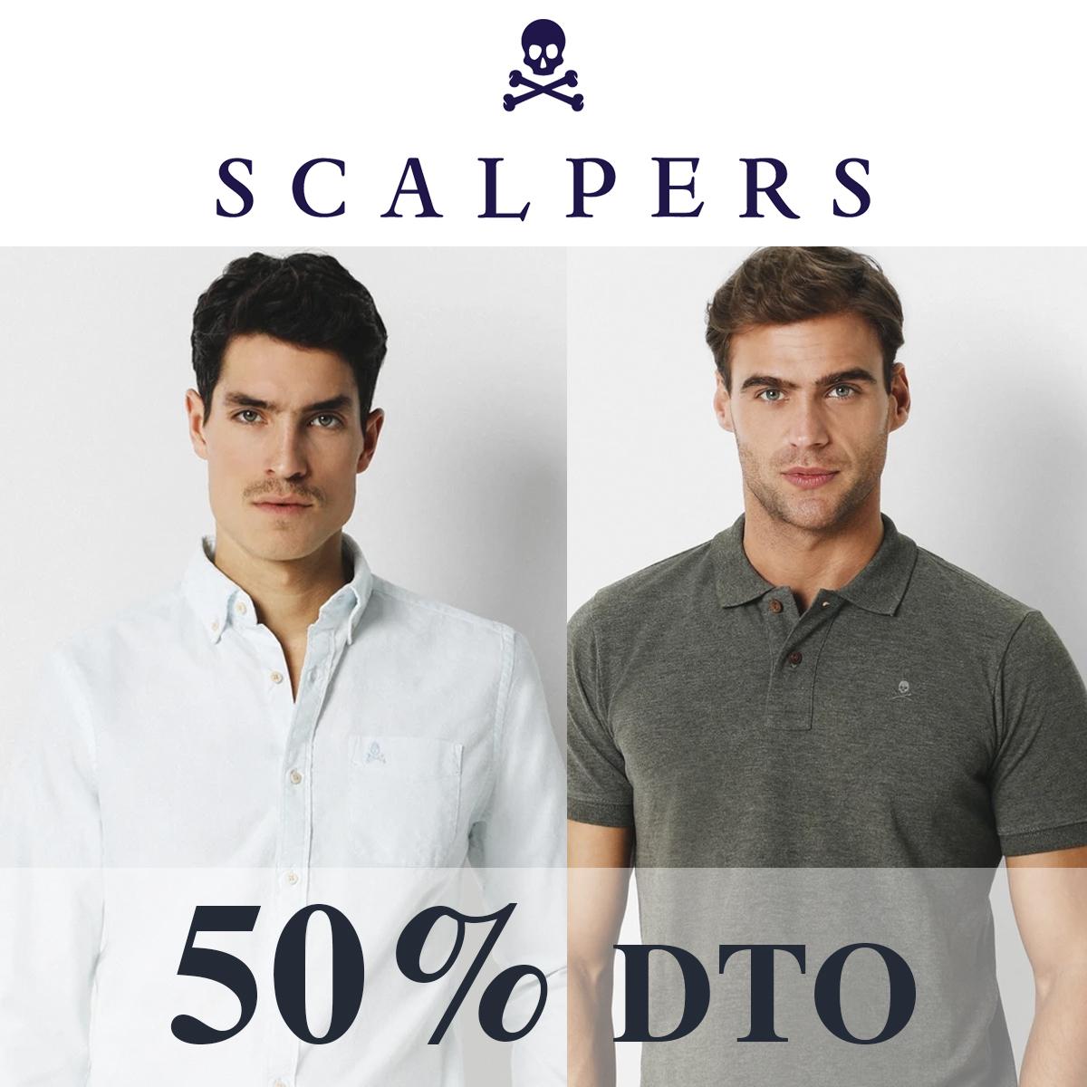 Camisas y Polos de Scalpers al 50% (Rebajas) (Recopilación)