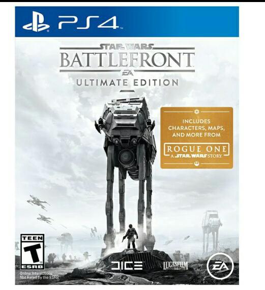 Edición Ultimate de STAR WARS Battlefront™