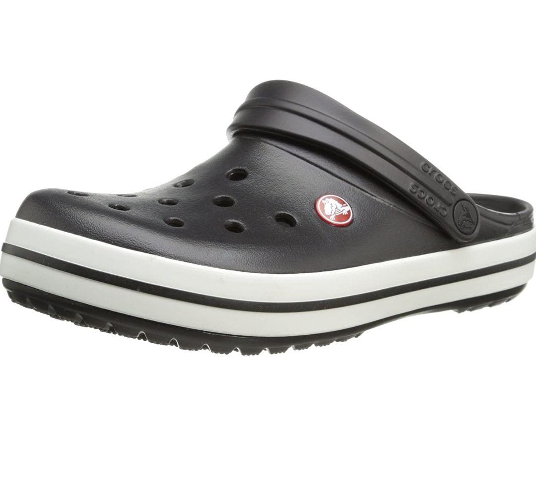 Crocs Crocband Clog, Zuecos Unisex, Gris
