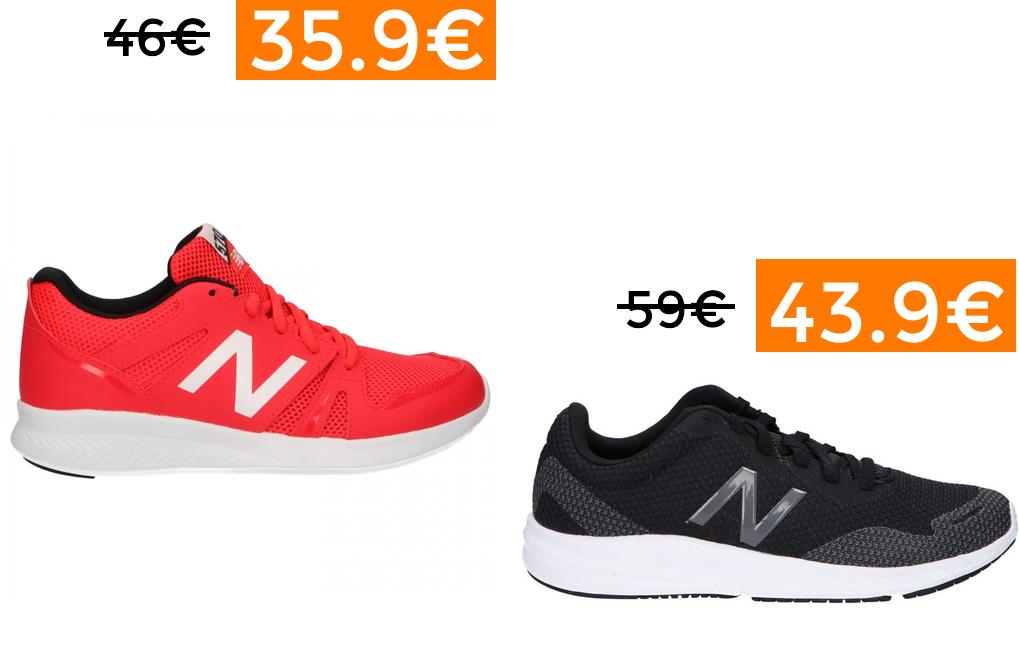 Descuentos en zapatillas New Balance