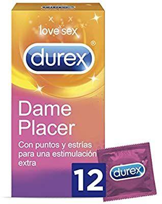 Preservativos Durex Dame Placer. 12 Unid.