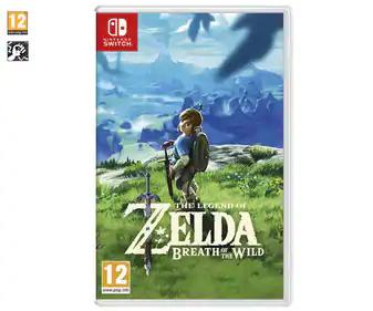 The legend of Zelda Breath of the wild (ALCAMPO BURGOS)