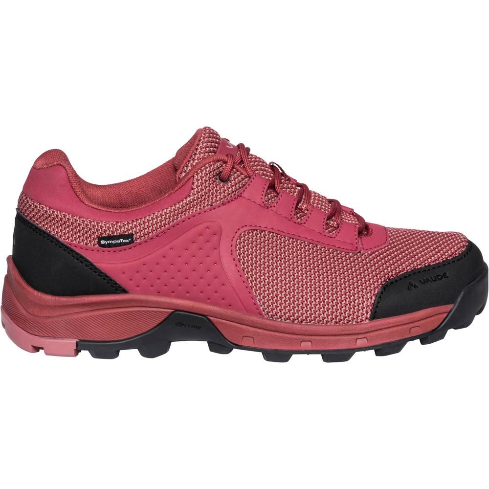 TALLA 37.5 - VAUDE Women's Tvl Comrus STX, Zapatillas de Low Rise Senderismo para Mujer