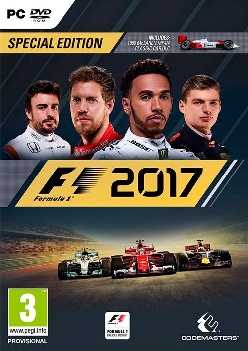 Juego F1 2017 para Steam