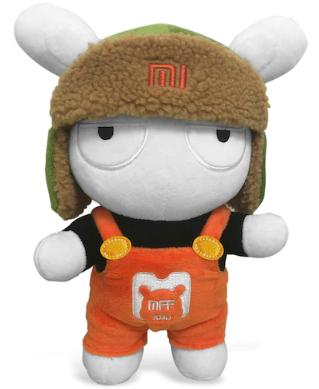 Xiaomi Mitu rabbit doll solo 4.99€
