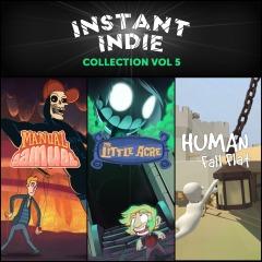 5 Pack de juegos Instant Indie Collection (Vol 1-5)