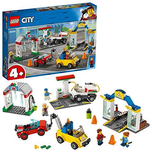 LEGO City Town - Centro Automovilístico