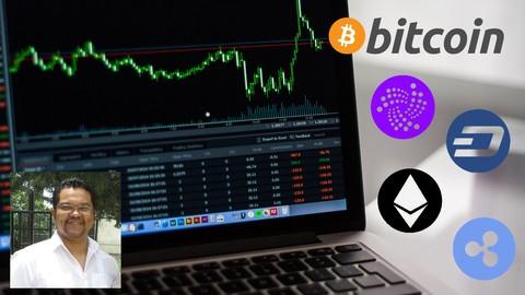 Curso inicial en Criptomonedas y trading: Bitcoin ETH TRX