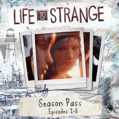 Juego Life is Strange Temporada Completa para PS4