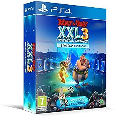 Asterix&Obelix XXL3: The Cristal Menhir. Edición Limitada