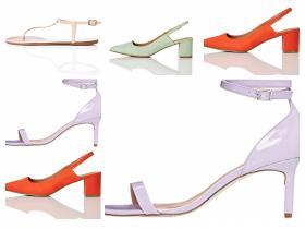 Marca Amazon Sandalias y zapatos Mujer.